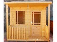 8ft x 8ft Summerhouse