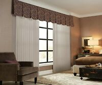 INSTALL WINDOW'S OR DOOR'S, BLINDS & CURTAINS