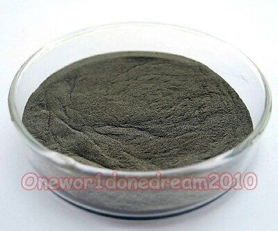 50 Grams Lot 1.76 Oz 50g High Purity 99.5 Pure Tin Stannum Sn Metal Powder