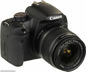 Canon EOS REBEL T1i (also known as EOS 500D, EOS Kiss X3)