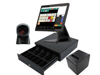 Complete POS Solution for Takeaway, Restaurant & Retail outlets