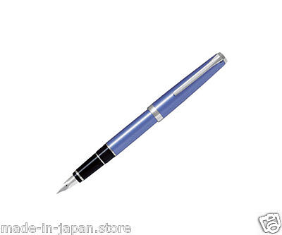 PILOT Namiki FALCON ELABO 14K Fountain Pen Metal Body Light Blue