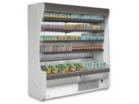 Igloo 1.2m display fridge chiller
