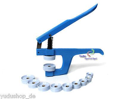 Gehäuseschließer Deckelpresse  Einpresswerkzeug Uhrenwerkzeug