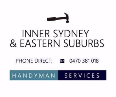 Professional Handyman |  For All Repairs & Renovations