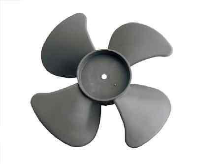 Supco Fb604 Plastic Fan Blade 6 Dia Ccw 316 Bore 4 Blades Gray