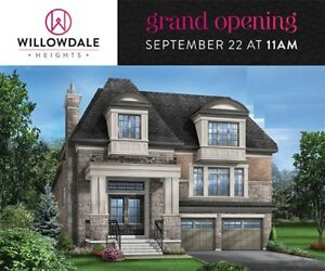 Willowdale Heights New Pre-Construction Homes