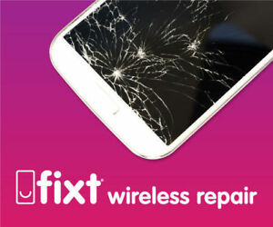 Reliable iPhone and Samsung repairs - Derry Rd W & Financial Dr
