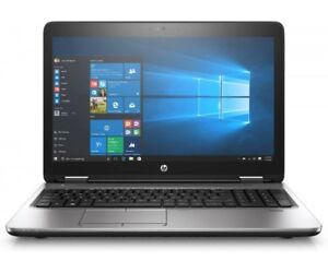 BRAND NEW, SEALED HP PROBOOK 650 G3 CORE I7 (5 YEARS WARRANTY)