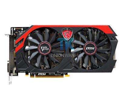 for MSI Radeon R9 270X GAMING GDDR5 PCI CrossFireX Support Video Card 256-Bit comprar usado  Enviando para Brazil