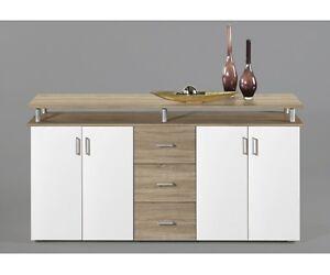 sideboard 180 cm m bel ebay. Black Bedroom Furniture Sets. Home Design Ideas