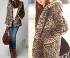 Women's Faux Fur Basic Coats