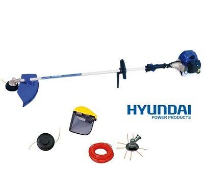 Cortador de Cepillo Desbrozadora Gasolina Mcculloch 33cc con Accesorios Hyundai
