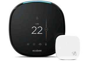 BRAND NEW SEALED ECOBEE 4 THERMOSTAT FOR $250+ $100 REBATE
