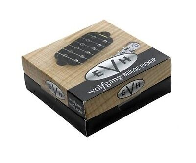 NEW - Genuine EVH Wolfgang Humbucker Bridge Pickup - BLACK, 022-2138-002