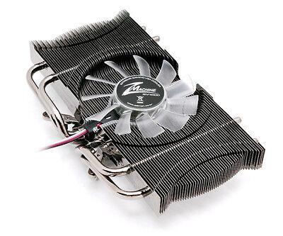 (NVIDIA AMD VGA Video Card Cooler Cooling Heatsink Fan Multi Size Hole Position )