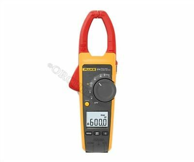 Fluke 376 True-rms Acdc Clamp Meter With Iflex Bb