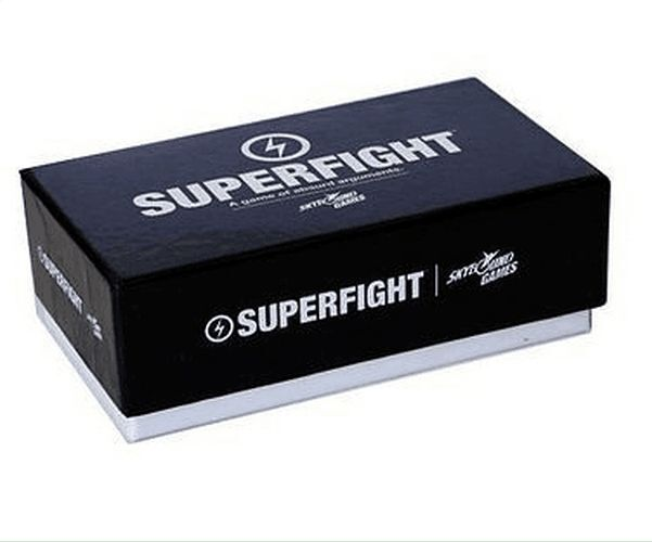 2016 SUPERFIGHT: 500 Core Deck Card Game New sealed NZK001
