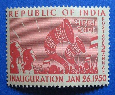 1950 INDIA 2A SCOTT# 227 S.G.# 329 UNUSED  CS11506