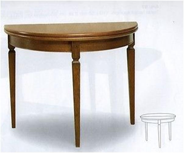 Consolle Classica Per Ingresso.Tavolo Consolle Classica Allungabile Ingresso