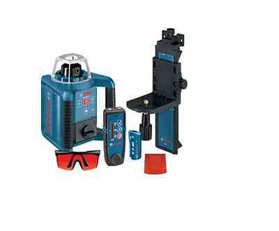 Bosch Grl300hvd Horizontalvertical Self Leveling Laser With Layout Beam Kit