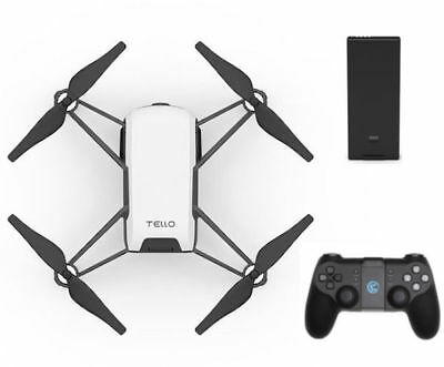 DJI Tello Drone by Ryze Tech, additional Free Battery and...
