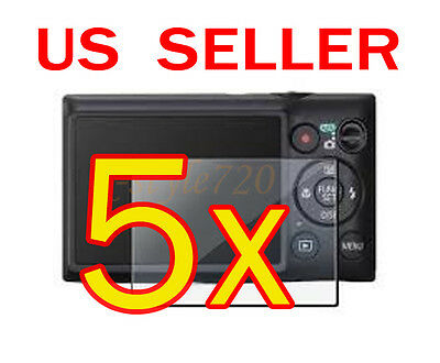 Дисплеи и рамки 5x Canon ELPH