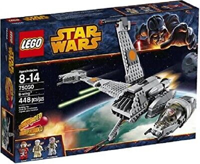 Lego 75050 Star Wars B-Wing Retired NEW IN BOX FACTORY SEALED