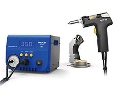 Hakko Fr-410 New Desoldering Tool With Built-in Vacuum Pump 140w