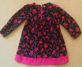 *** JOJO MAMAN BEBE Dress - Age 3-4 years- spotless ***