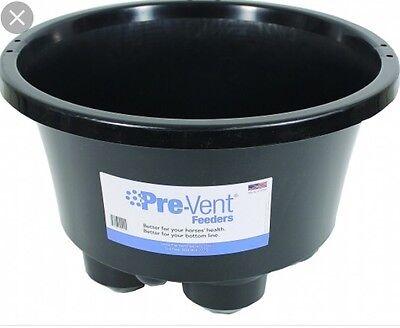 Pre-Vent Prevent horse feeder Model # pf-2 Black Horse Feeder Slow Feeder