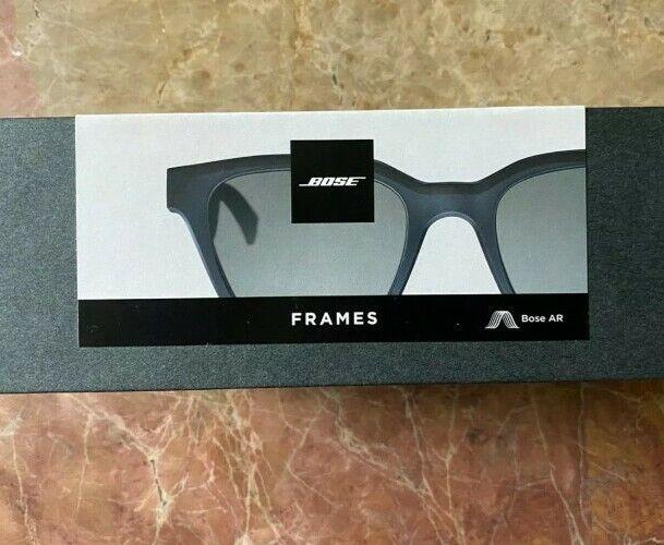 Bose Frames Alto Audio Sunglasses - Black NIB