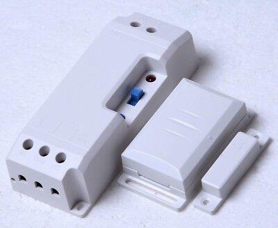 Funk Abluftsteuerung DAS-2090-E Fensterkontaktschalter 2300W MIT Lichtfunktion