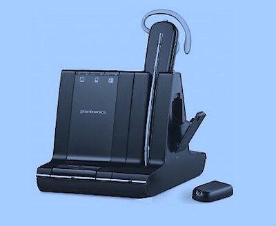 Plantronics Savi Office W745  Wireless headset system