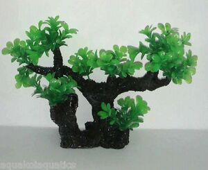 Ym6170 aquarium fish tank decoration plant tree hide root for Aquarium tree root decoration
