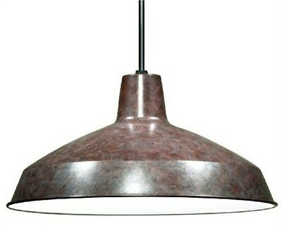 Warehouse pendant lightebay 1 nuvo 76 662 1 light 16 warehouse shade pendant light fixture mozeypictures Images