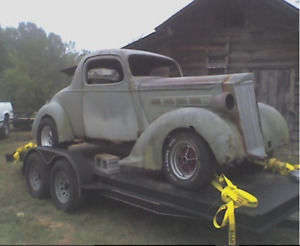 Wanted 1930's to 1940's cadillac, packard or lincoln coupe etc