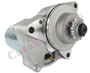 New CHINA (MADE) Starter for ALIEN MOTORS Mohave 110 SCH0005