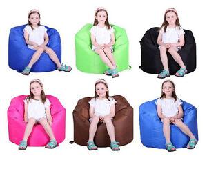 XL-X-Large-Kids-Teen-Childrens-Round-Beanbag-Gamer-Bean-Bag-Chair-Cushion-Sofa