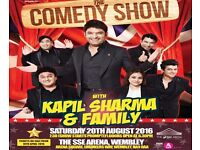 Comedy show with Kapil Sharma