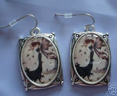 Amy Brown Mystique Fairy Jewelry Earrings Exclusive NEW