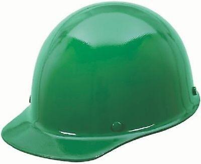Msa Safety 454621 Skullgard Protective Cap Green W Staz-on Pin Lock Suspension