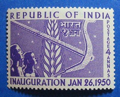 1950 INDIA 4A SCOTT# 229 S.G.# 331 UNUSED  CS11514