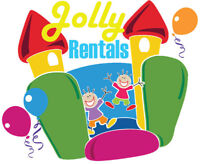 CHEAP RENTALS Bouncy Castle, Waterslide, Water Bouncer JOLLY