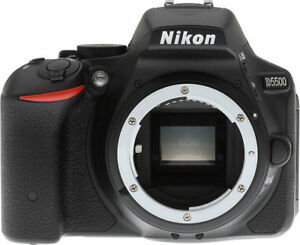 Nikon D5500 DSLR Camera Body Only, APS C, 24MP