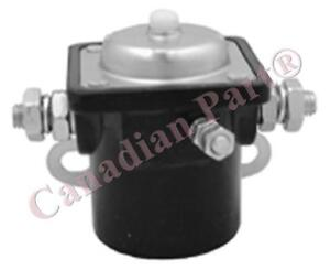 New FORD SOLENOID / RELAY (PIC: 6600-1004) SFD6000