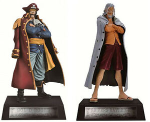 Acheter Figurine one piece Silver's Hades Rayleigh Portrait.Of.Pirates One