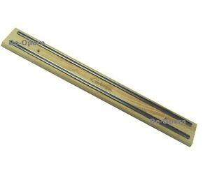 Magnetic Kitchen Knife Rack Holder Utensil 45cm Wooden