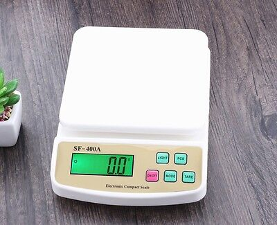 Digital Food Baking Scale Electronic Weight Kitchen Scale Roaster Home Accurate