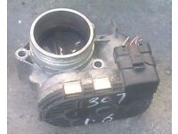 Peugeot 307 1.6 16V Throttle Body (2002)